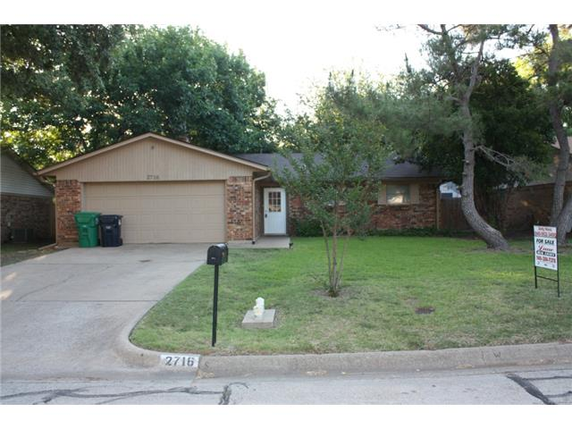 Rental Homes for Rent, ListingId:32171828, location: 2716 Moncayo Drive Denton 76209