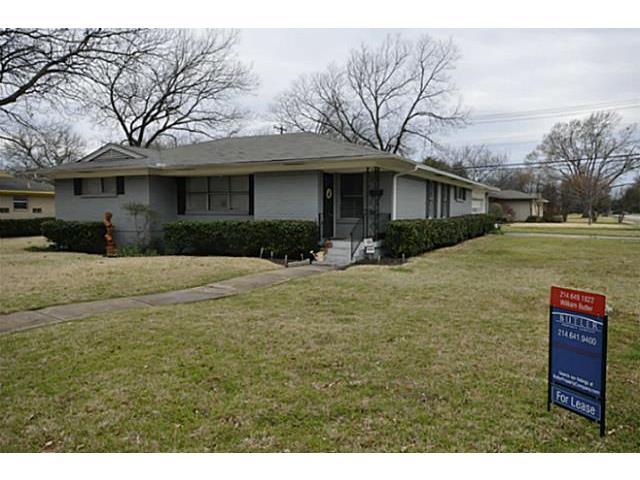 Rental Homes for Rent, ListingId:32283553, location: 8717 Lockhaven Drive Dallas 75238
