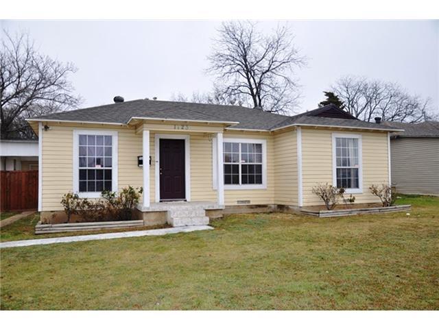 Rental Homes for Rent, ListingId:32170195, location: 1123 Hoke Smith Drive Dallas 75224