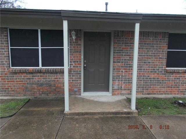 Rental Homes for Rent, ListingId:32174105, location: 412 Donnell Drive Arlington 76012