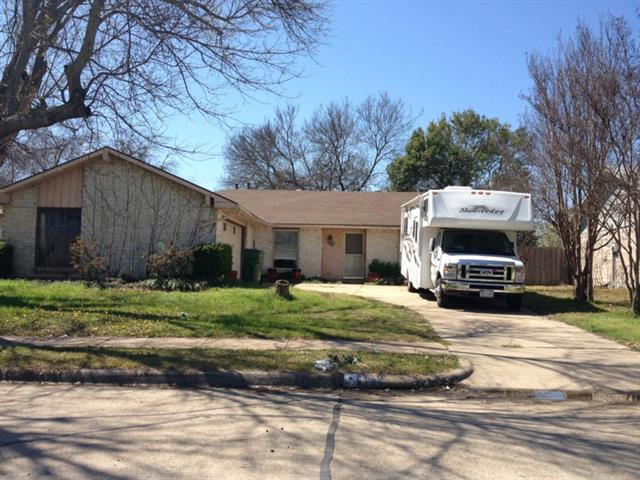 Rental Homes for Rent, ListingId:32540412, location: 5021 Highridge Drive Garland 75043