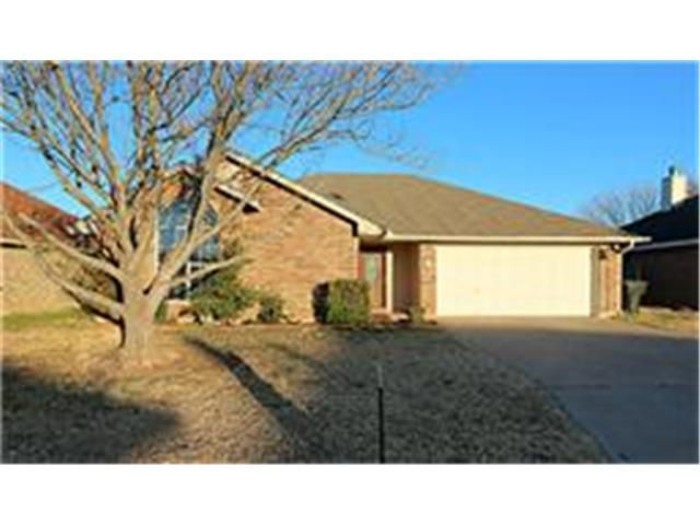 Rental Homes for Rent, ListingId:32171523, location: 3817 Wake Forrest Lane Abilene 79602