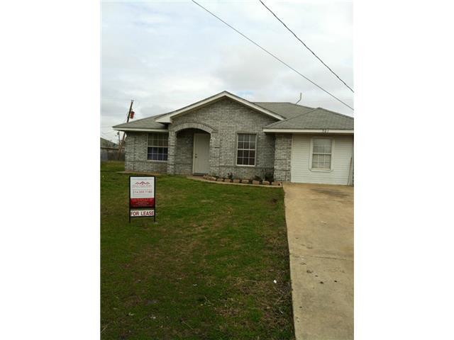 Rental Homes for Rent, ListingId:32167909, location: 301 Briar Creek Drive Crandall 75114
