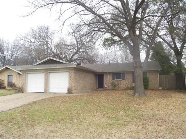 Rental Homes for Rent, ListingId:32333080, location: 519 W Mclain Drive Sherman 75092
