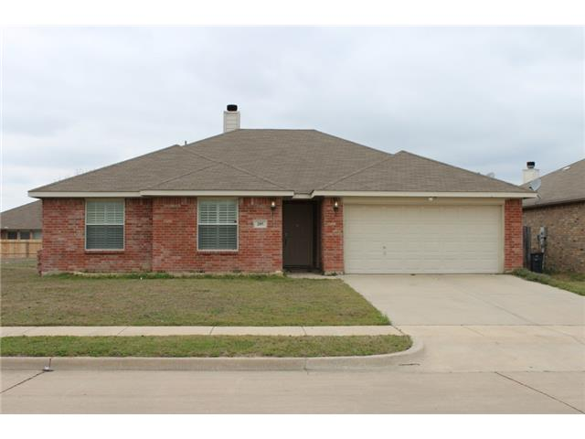 Rental Homes for Rent, ListingId:32234647, location: 205 Adams Drive Crowley 76036