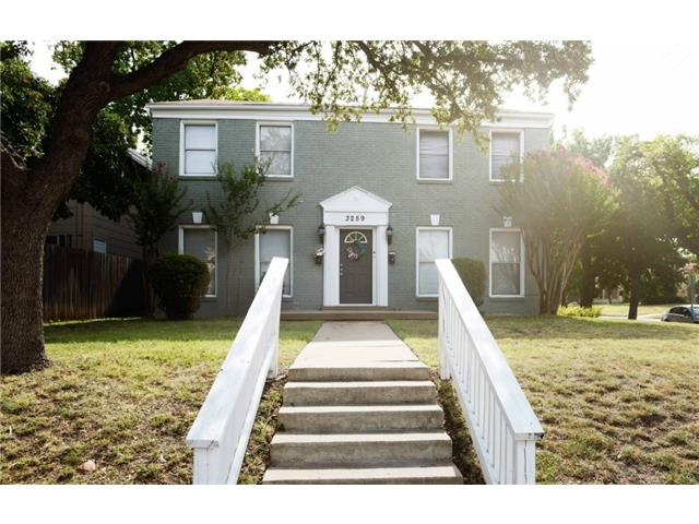 Rental Homes for Rent, ListingId:32284076, location: 3259 S University Drive S Ft Worth 76109