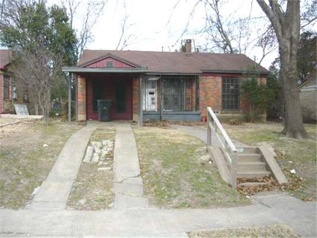 Rental Homes for Rent, ListingId:32247579, location: 2720 Almeda Drive Dallas 75216