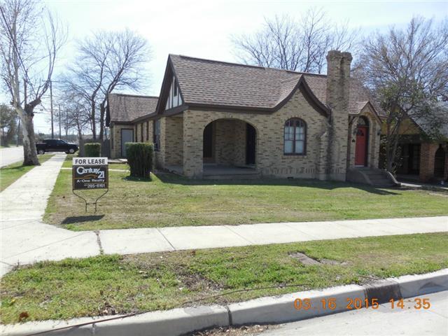 Rental Homes for Rent, ListingId:32283890, location: 2638 Wilkinson Avenue Ft Worth 76103