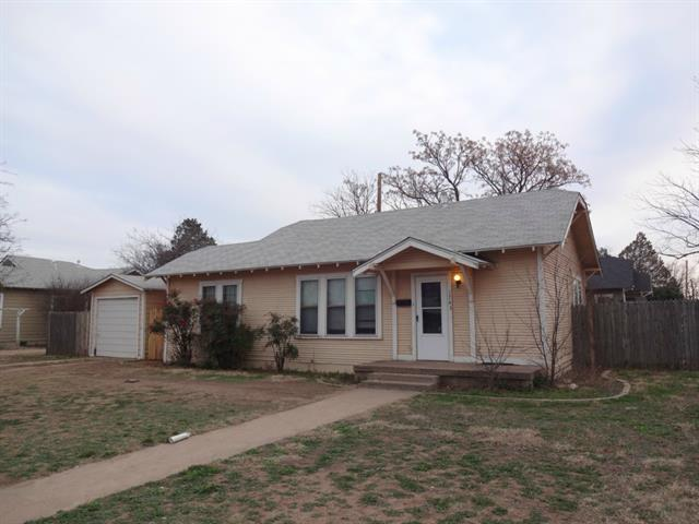 Rental Homes for Rent, ListingId:32283541, location: 1743 Idlewild Street Abilene 79602
