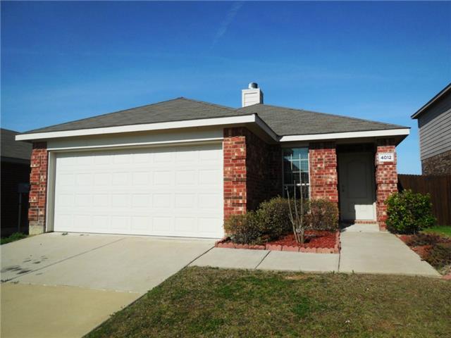 Rental Homes for Rent, ListingId:32283794, location: 4012 Houston Drive Heartland 75126