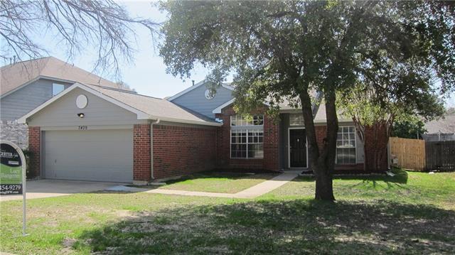 Real Estate for Sale, ListingId: 32284306, Ft Worth,TX76137