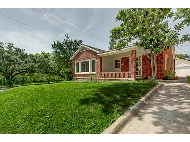 Rental Homes for Rent, ListingId:32294778, location: 1125 Cordova Street Dallas 75223