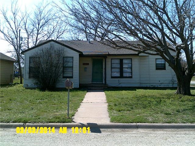 Rental Homes for Rent, ListingId:32333271, location: 2798 Beech Street Abilene 79601