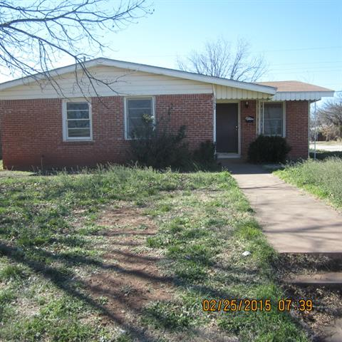 Rental Homes for Rent, ListingId:32333302, location: 1772 Westview Drive Abilene 79603