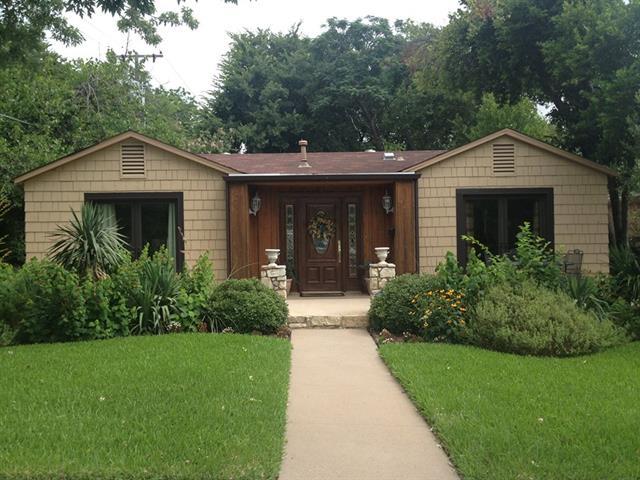 Rental Homes for Rent, ListingId:32364516, location: 4124 Bunting Avenue Ft Worth 76107