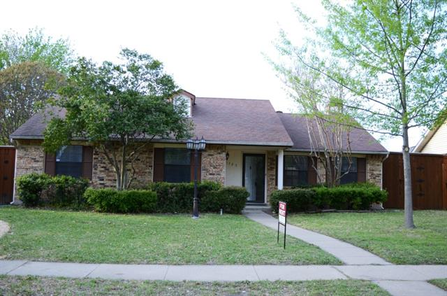 Rental Homes for Rent, ListingId:32364566, location: 1325 Clearview Drive Allen 75002