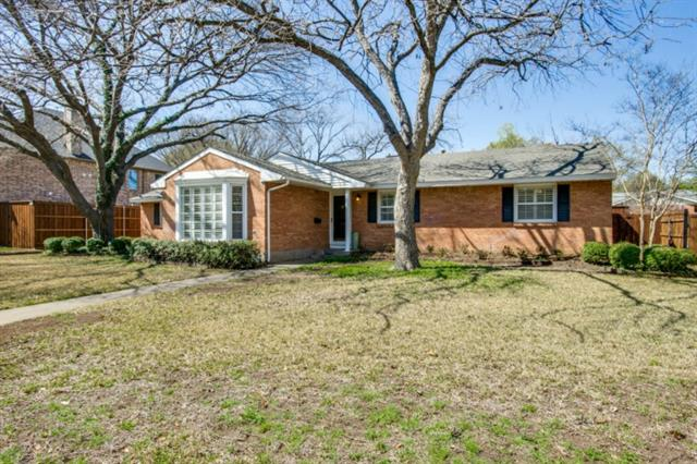 Rental Homes for Rent, ListingId:32372948, location: 3543 Flaxley Drive Dallas 75229