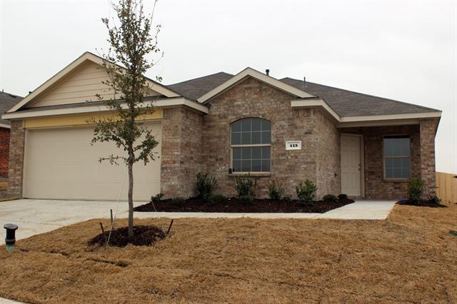 Rental Homes for Rent, ListingId:32378152, location: 415 Paddock Lane Celina 75009