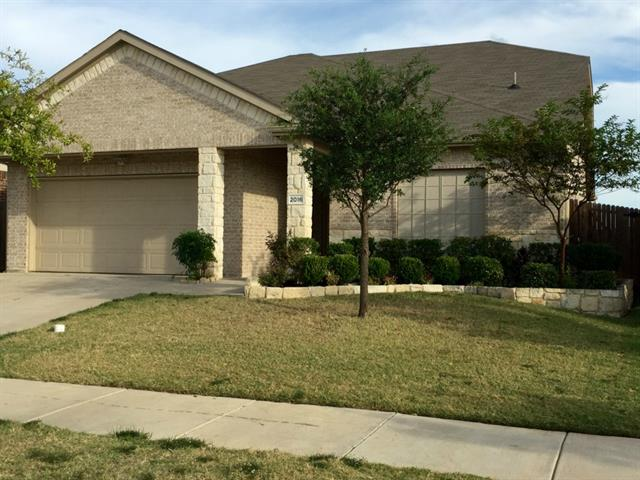 Rental Homes for Rent, ListingId:32396462, location: 2016 Allyson Drive Heartland 75126