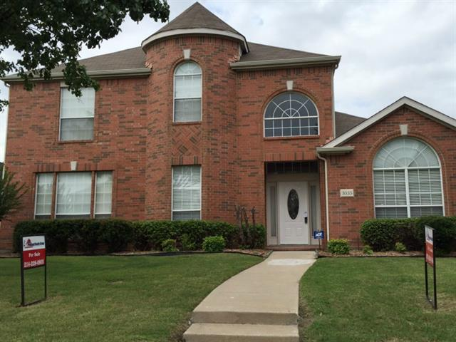 Rental Homes for Rent, ListingId:34183445, location: 3333 Langston Drive Plano 75025