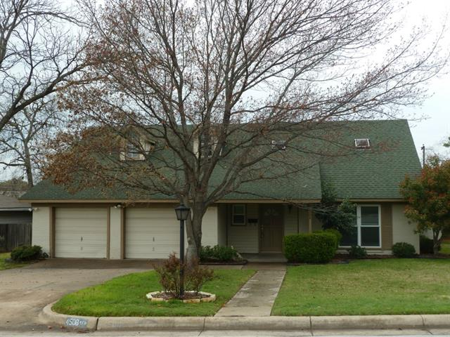 Rental Homes for Rent, ListingId:32410071, location: 4508 Angus Drive Ft Worth 76116