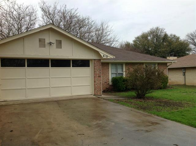 Rental Homes for Rent, ListingId:32396589, location: 810 Dogwood Drive Cedar Hill 75104