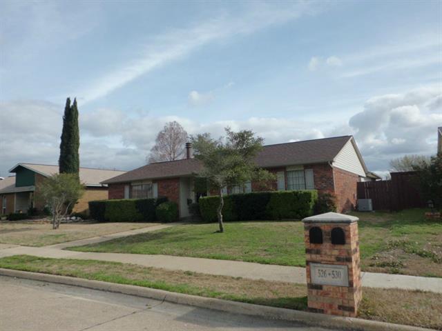 Real Estate for Sale, ListingId: 32396080, Mesquite,TX75150
