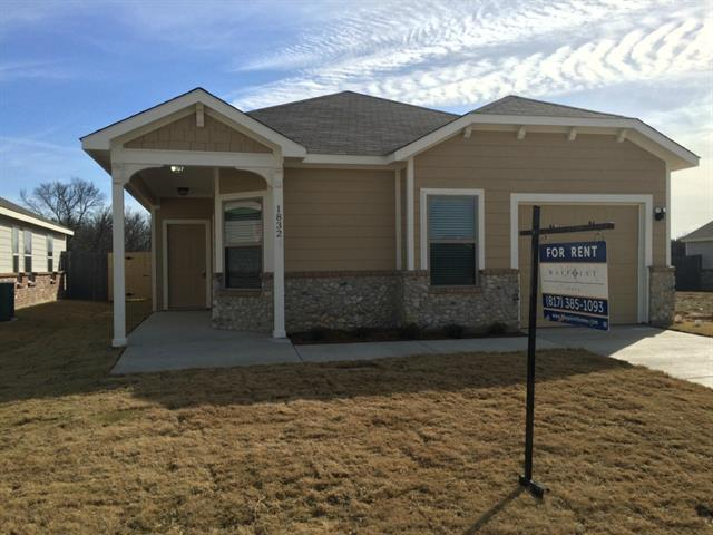 Rental Homes for Rent, ListingId:32396578, location: 1832 Village Park Trail Burleson 76028