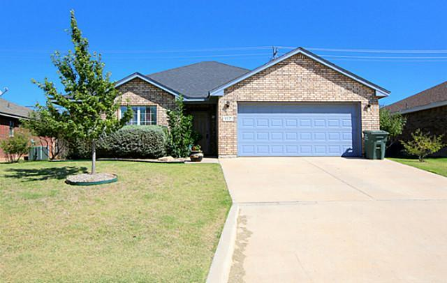 Rental Homes for Rent, ListingId:32411647, location: 5517 Yellow Brick Road Abilene 79602