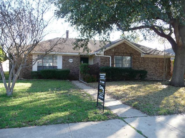 Rental Homes for Rent, ListingId:32411464, location: 1410 FLAME LEAF Drive Allen 75002