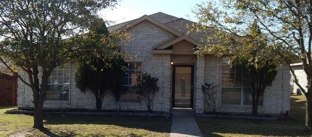Rental Homes for Rent, ListingId:32411993, location: 1806 Straus Road Cedar Hill 75104