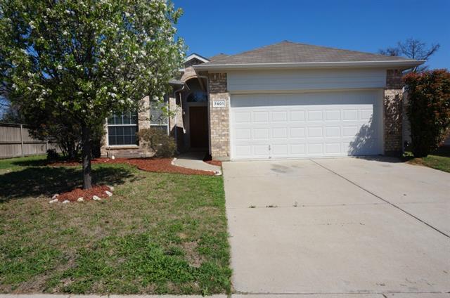 Rental Homes for Rent, ListingId:32462131, location: 7401 Alverstone Drive Ft Worth 76120