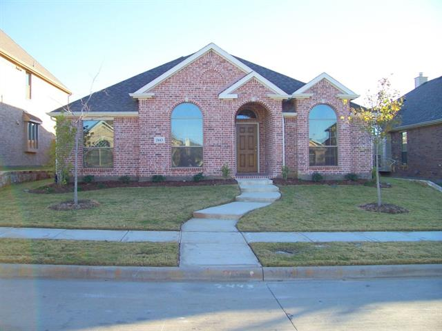 Rental Homes for Rent, ListingId:32448602, location: 2443 Falcon Point Drive Frisco 75033