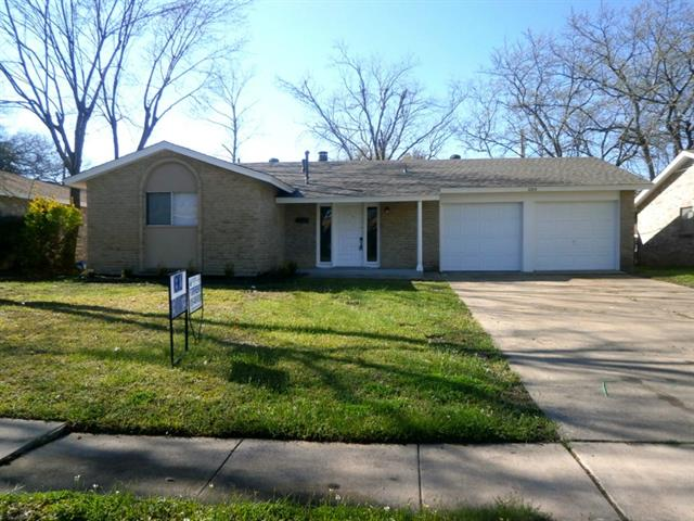 Rental Homes for Rent, ListingId:32523900, location: 1004 Ashland Drive Mesquite 75149