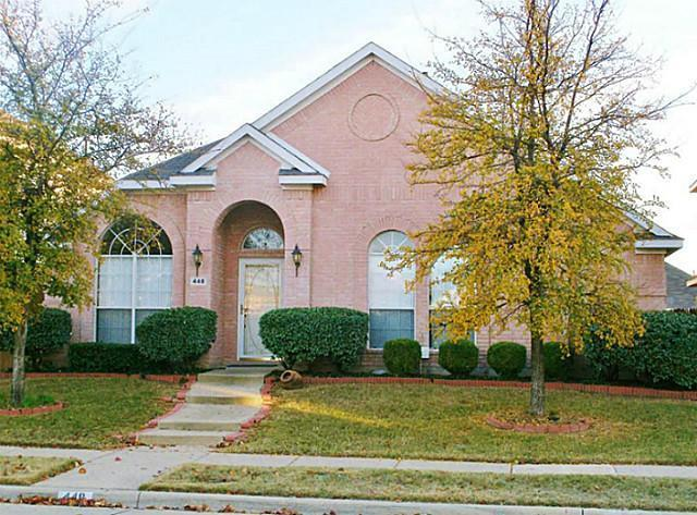 Rental Homes for Rent, ListingId:32524080, location: 448 Trinity Drive Allen 75002