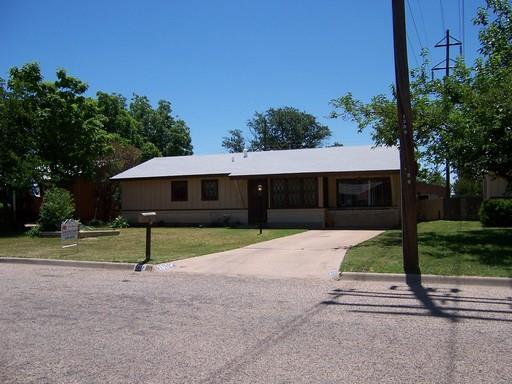 Rental Homes for Rent, ListingId:32540983, location: 2817 Bennett Drive Abilene 79605
