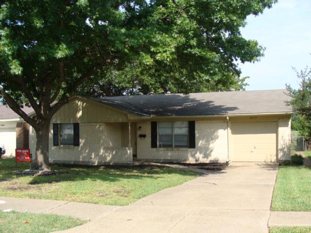 Rental Homes for Rent, ListingId:32540513, location: 2837 BELHAVEN Drive Mesquite 75150