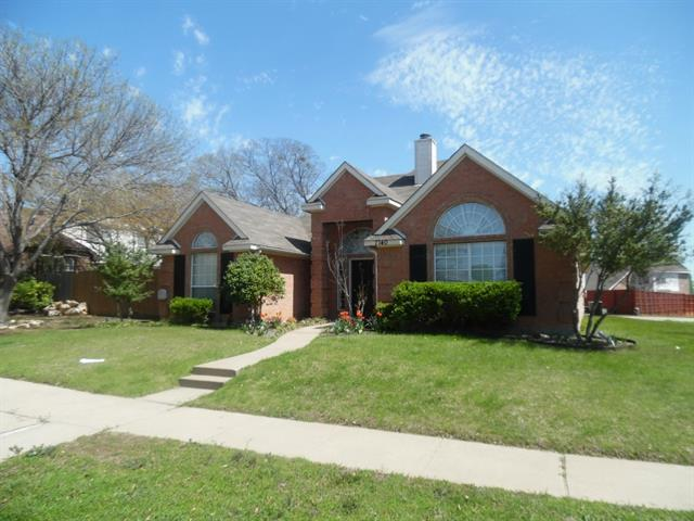 Rental Homes for Rent, ListingId:32541230, location: 7740 Tournament Road Frisco 75035