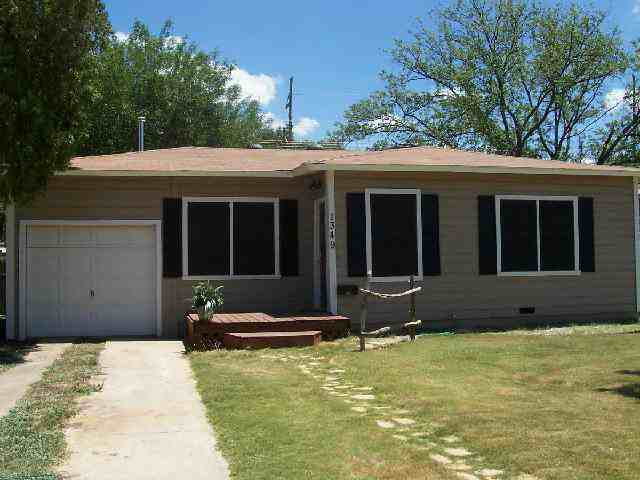 Rental Homes for Rent, ListingId:32540986, location: 1349 Portland Abilene 79605