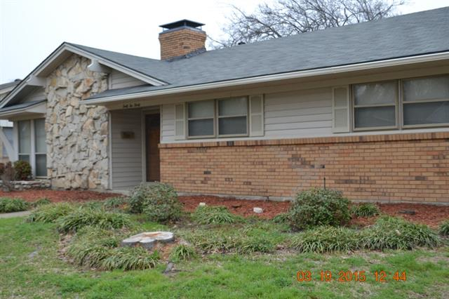 Rental Homes for Rent, ListingId:32540918, location: 4230 Ashville Drive Garland 75041