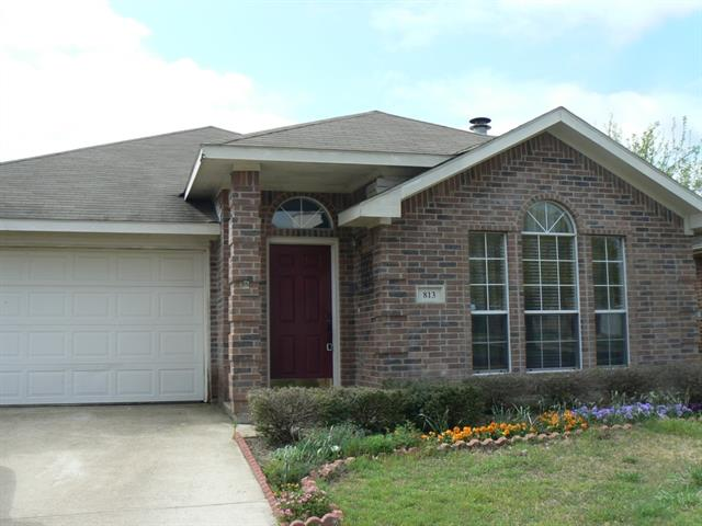 Rental Homes for Rent, ListingId:32561804, location: 813 Ragland Drive Cedar Hill 75104