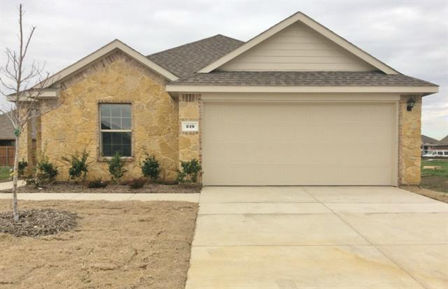 Rental Homes for Rent, ListingId:32562500, location: 219 Old Spanish Trail Waxahachie 75167