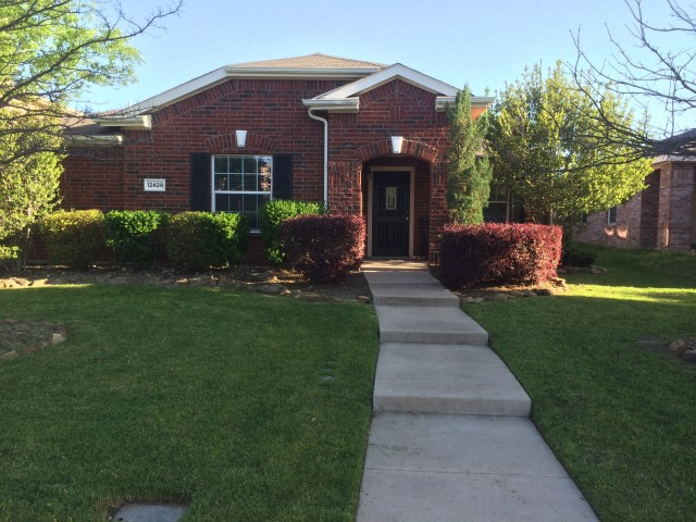 Rental Homes for Rent, ListingId:32611207, location: 12429 Peak Circle Frisco 75035