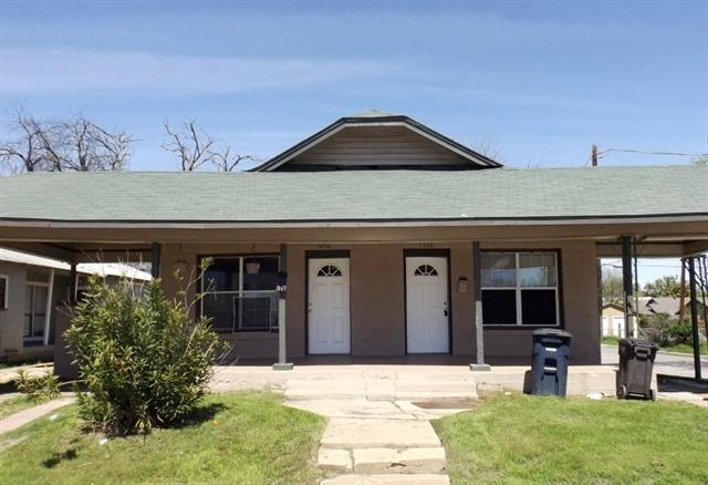 Rental Homes for Rent, ListingId:32611394, location: 1200 Lowe Street Ft Worth 76110