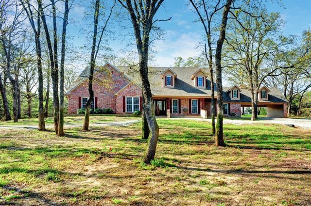 Real Estate for Sale, ListingId: 32610127, Gordonville,TX76245