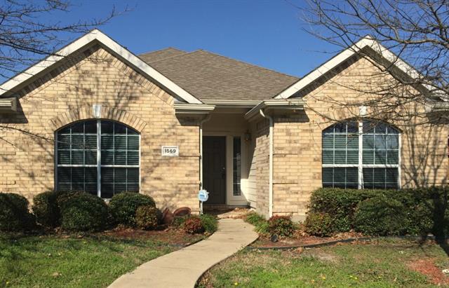 Rental Homes for Rent, ListingId:32647339, location: 1569 Mahogany Drive Allen 75002