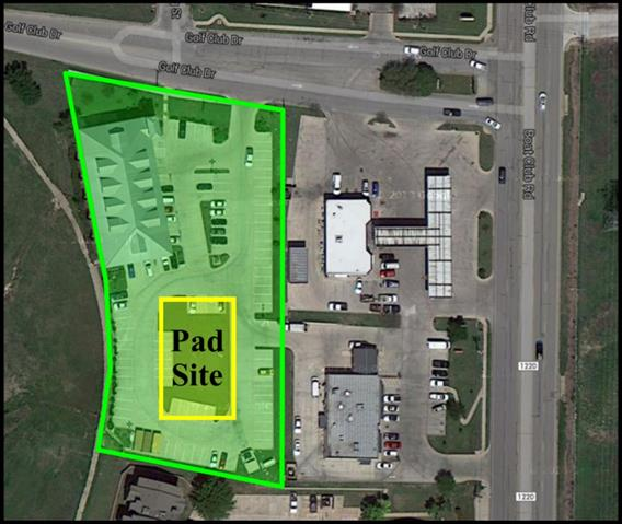 Land for Sale, ListingId:32611326, location: 7105 Golf Club Drive Ft Worth 76035