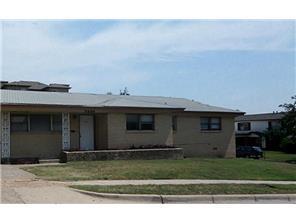 Rental Homes for Rent, ListingId:32676433, location: 2600 W Lowden Street Ft Worth 76109