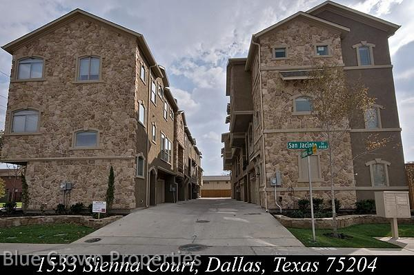 Rental Homes for Rent, ListingId:32692166, location: 1533 Sienna Court Dallas 75204