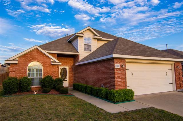 Rental Homes for Rent, ListingId:32703170, location: 3606 Wolf Creek Lane Melissa 75454